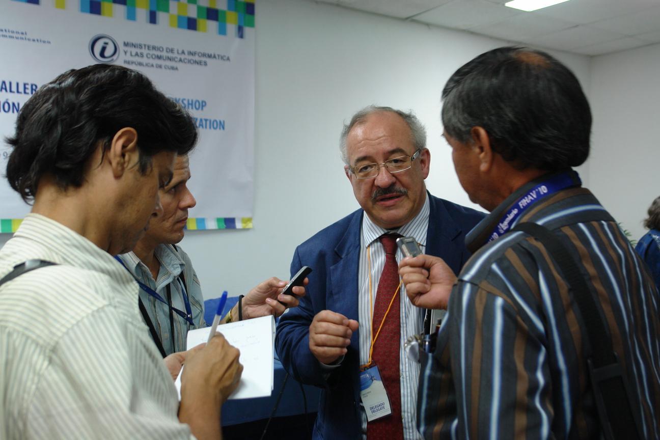 2011 Entrevista al entonces Presidente de IMIA-LAC