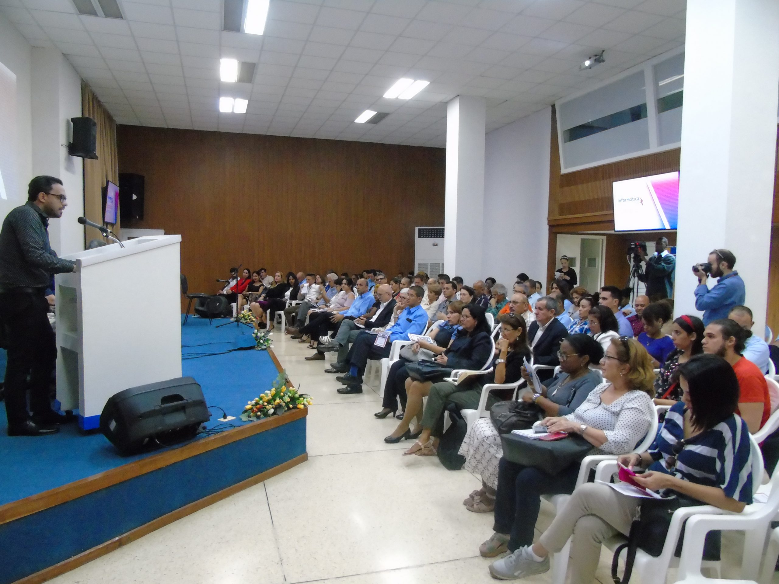 2020 Official Opening of INFORMÁTICA 2020